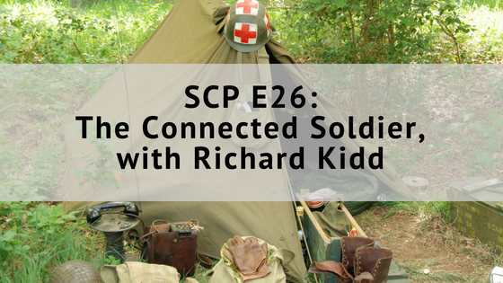 SCP E26: The Connected Soldier, with Richard Kidd