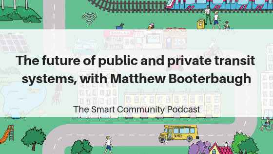 SCP E88 The future of public and private transit systems, with Matthew Booterbaugh