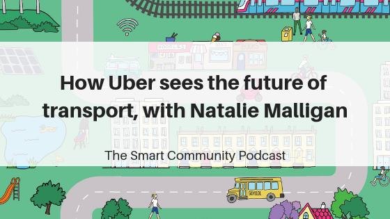 SCP E95 How Uber sees the future of transport, with Natalie Malligan