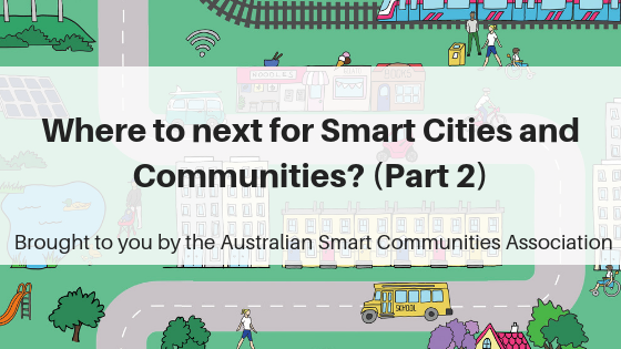 SCP E126 Where to next for Smart Cities and Communities? (Part 2)