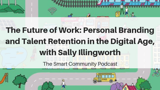 SCP E133 The Future of Work: Personal Branding and Talent Retention in the Digital Age, with Sally Illingworth