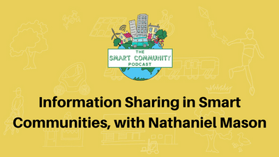 SCP E149 Information Sharing in Smart Communities, with Nathaniel Mason