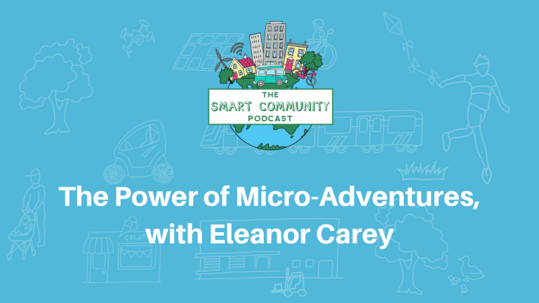 SCP E159 The Power of Micro-Adventures, with Eleanor Carey