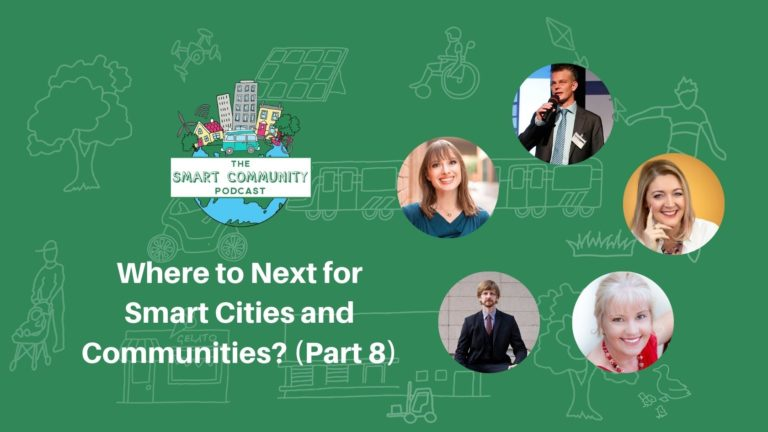 SCP E182 BONUS! Where to Next for Smart Cities and Communities (Part 8)