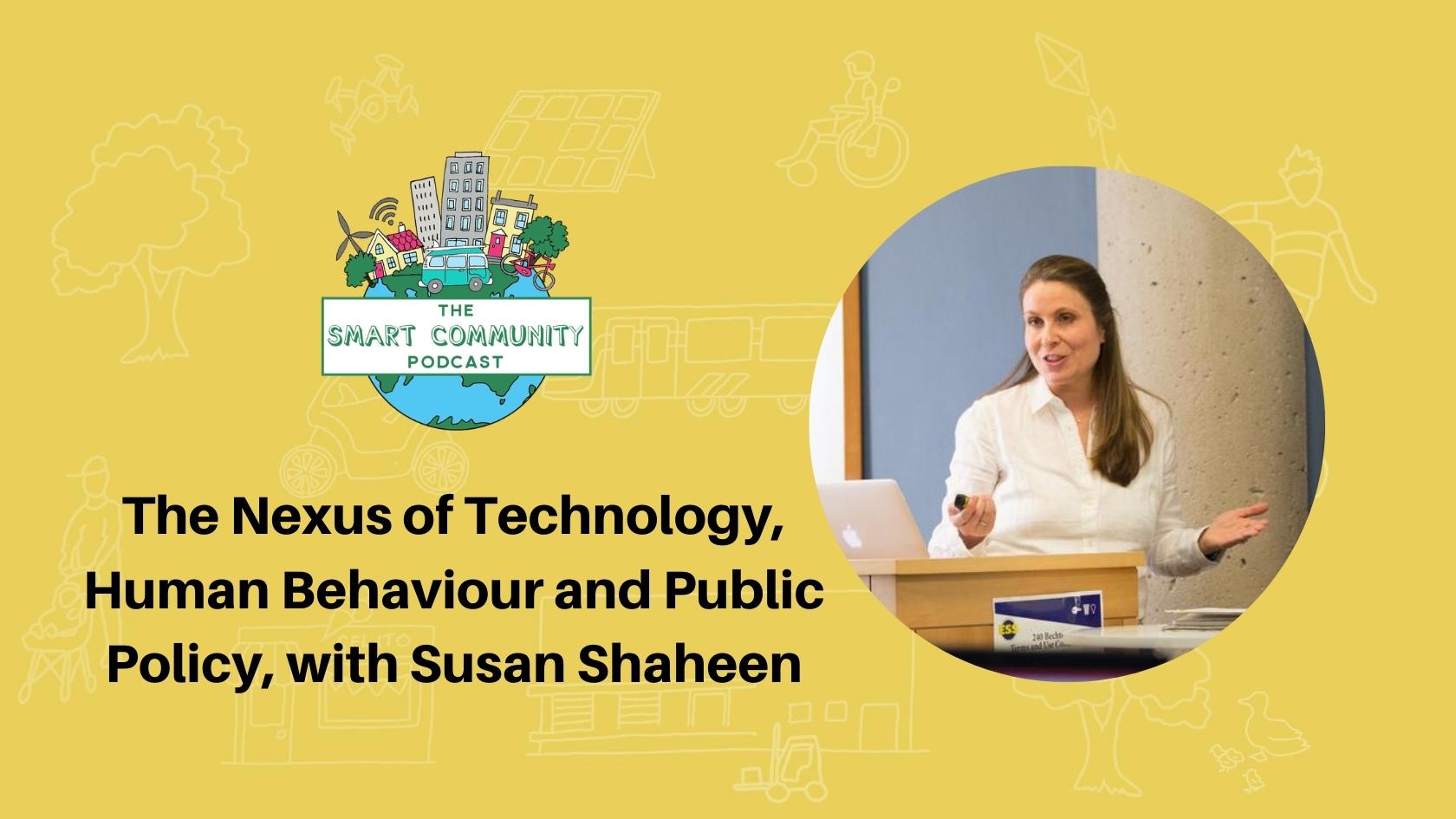 Episode184_SusanShaheen_SmartCommunityPodcast_BlogTitleImage