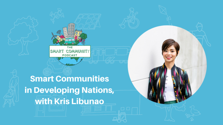 SCP E191 Smart Communities in Developing Nations, with Kris Libunao