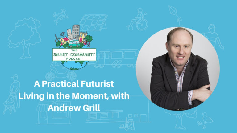 SCP E192 A Practical Futurist Living in the Moment, with Andrew Grill