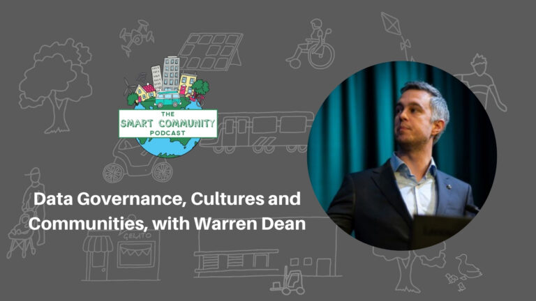 SCP E196 Data Governance, Cultures and Communities, with Warren Dean