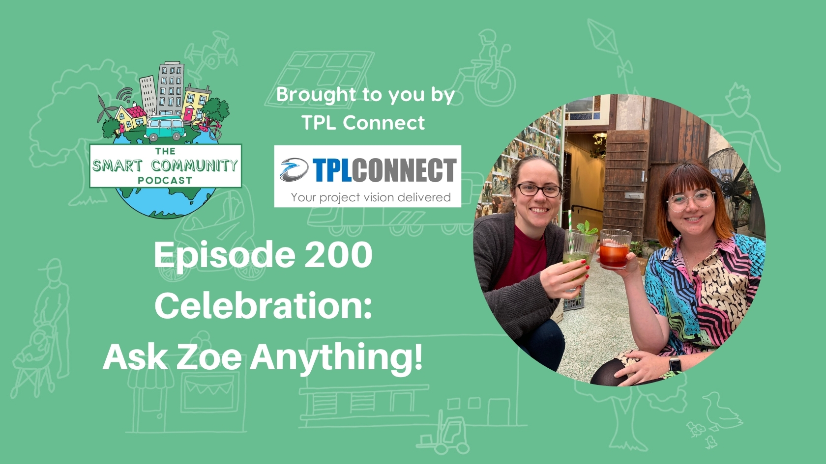 SCP E200_AskZoeAnything_SmartCommunityPodcast_BlogTitleImage