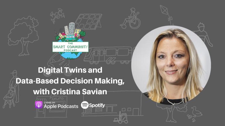 SCP E229 Digital Twins and Data-Based Decision Making, with Cristina Savian