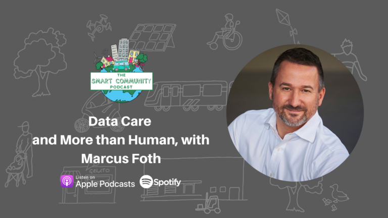 SCP E230 Data Care and More than Human, with Marcus Foth