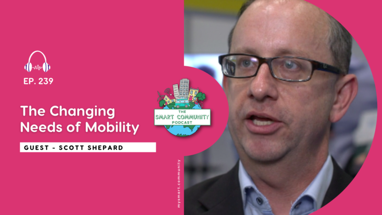SCP E239 The Changing Needs of Mobility, with Scott Shepard