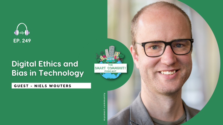 SCP E249 Digital Ethics and Bias in Technology, with Niels Wouters