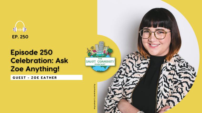 SCP E250 Episode 250 Celebration: Ask Zoe Anything!